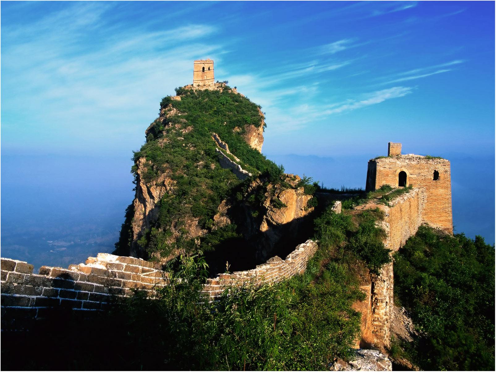 Великая Китайская Стена - символ Китая