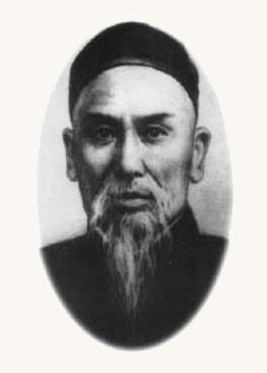 Ян Лучань - один из великих мастеров тайцзицюань
