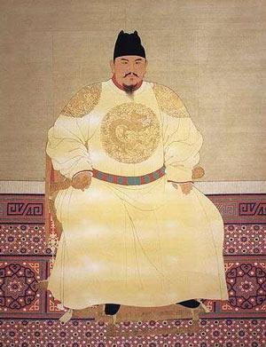 Чжу Юаньчжан - создатель стиля Тайцзуцюань