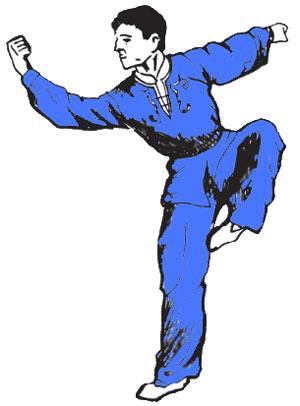 Фаньцзыцюань 翻子拳 - мощный и стремительный стиль ушу