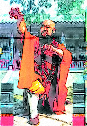 Стиль ушу Хусин-цюань