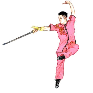 Цзяньшу - искусство владения мечем