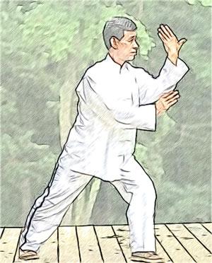 """Минхэ-цюань - """"фучжоуский кулак кричащего журавля"""""""