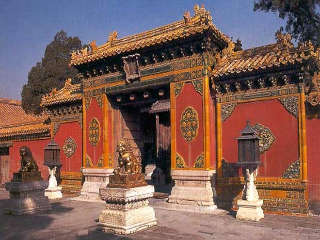 Шаолиньский монастырь