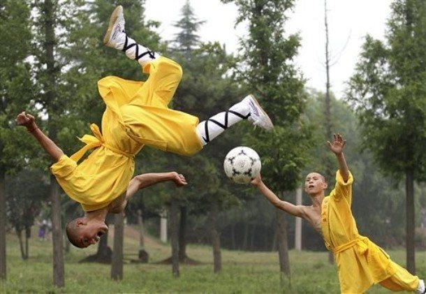 Футбольное кунг-фу