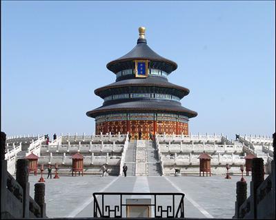 Храм Неба глазами посетителей