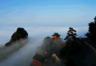 4-й Всемирный фестиваль ушу в горах Уданшань