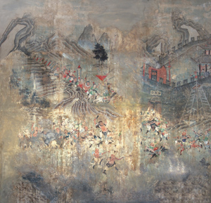 Легенда о 13 шаолиньских монахах