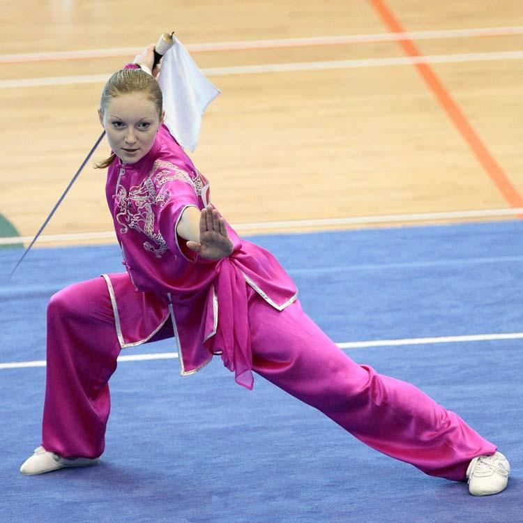 Выступление Терещенко Анны на 3-м Чемпионате мира по ушу среди молодежи в разделе Даошу