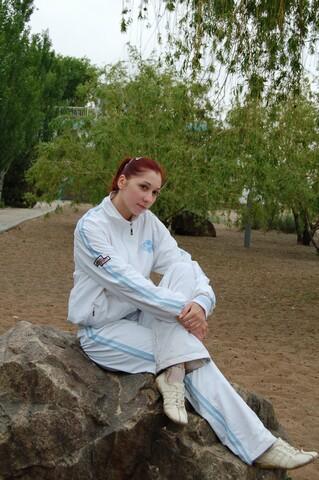Савченко Виолетта Геннадиевна - тренер по ушу таолу