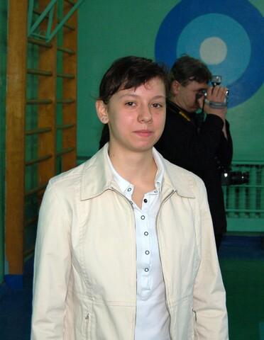 Булыгина Виктория - кандидат в мастера спорта Украины по ушу