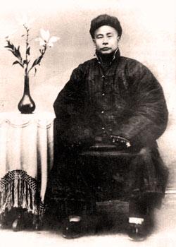Хо Юаньцзя - мастер стиля «Кулак потерянного следа» мицзунцюань
