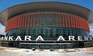 Ankara Arena - место проведения Чемпионата мира по ушу 2011года