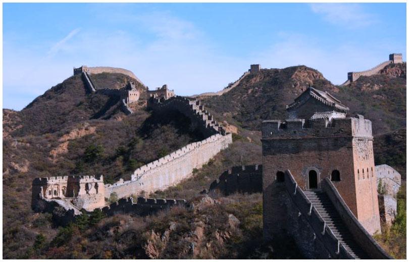 Участок Великой Стены Цзиньшаньлин