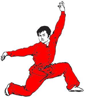 "Фаньцзыцюань - ""кулак вращения"""