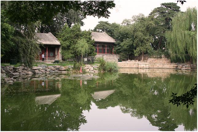 Летний дворец Императрицы Цыси